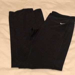 Nike dry-fit workout pants
